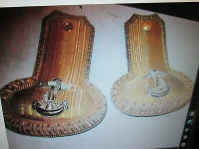 Victorian Shoulder Boards Royal Navy