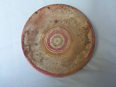 Ancient Greek Decorated Pottery Bowl c. 5th - 4th century B.C.