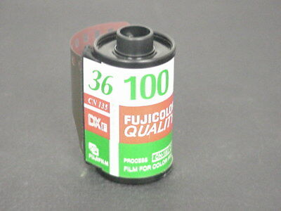 Fujicolor Quality 100 35mm print film - 5-36 exp. rolls