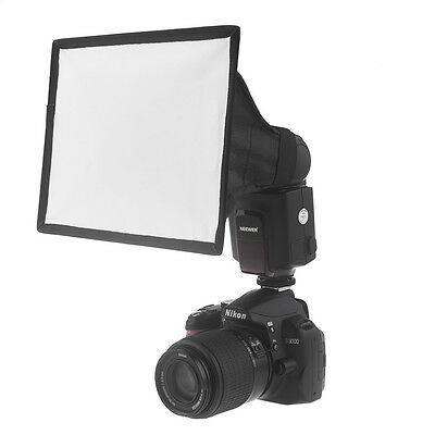 "Neewer  Pro 6""X8"" Caja de Luz Universal Plegable para Disparador de Flash"