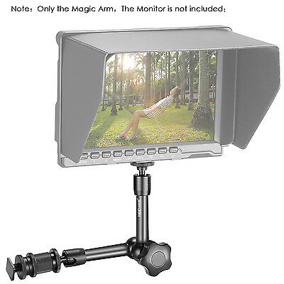 Neewer  Adjustable Friction Power Articulating Magic Arm for LCD Monitor LED