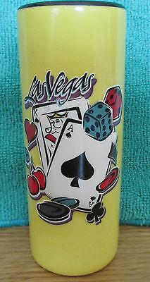 "Las Vegas    Ceramic   4"" Shot Glass"