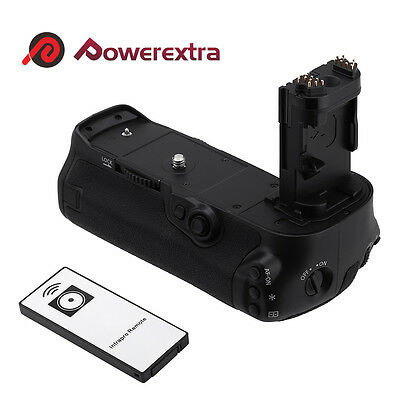 Replacement BG-E16 Battery Grip + IR Remote for Canon EOS 7D Mark II SLR Camera