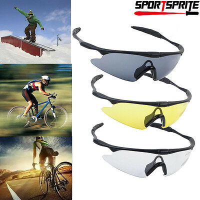 Outdoor Tactical Cycling Protection Shooting Windproof X100 Glasses 5 colors