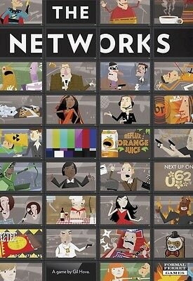 The Networks - Strategy Board Game