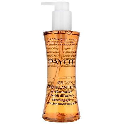Payot Paris Les Demaquillantes Gel Demaquillant D'Tox Cleansing 200ml tbc for wo
