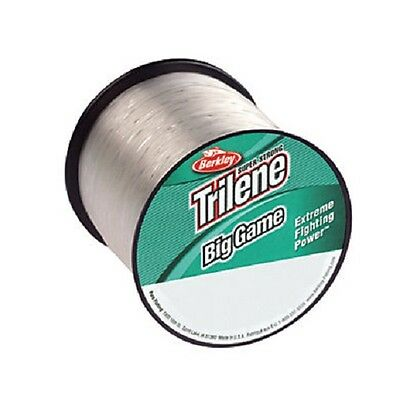 Berkley Big Game Trilene Monofilament Line 40lb 370yd Clear