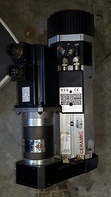 HSD C axis router from Biesse