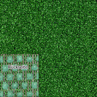 Artificial Grass Turf Carpet Tuft Drainage 10 mm 400x360 CM Green Exclusive