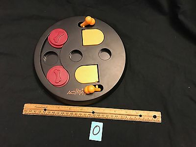 TRIXIE Dog Activity Flip Board Missing Some Pieces  Missing GUC