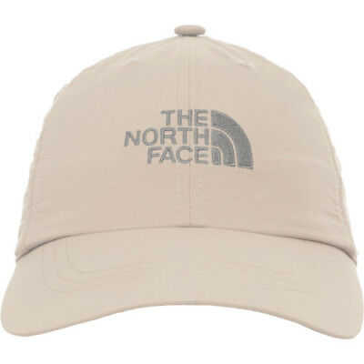 North Face Horizon Ball Mens Headwear Cap - Dune Beige Graphite Grey All Sizes