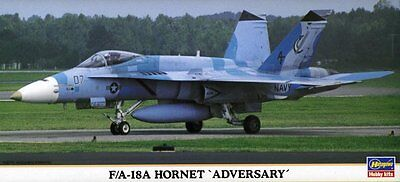 """HASEGAWA® 00625 F/A-18A Hornet """"Adversary"""" in 1:72"""