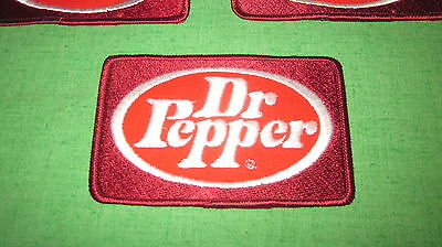 Vintage Dr. Pepper Soda Patch Delivery Driver Uniform New Old Stock *SHIPS FREE*