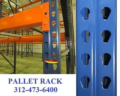 Pallet Rack Industrial Warehouse Shelving Racking estanteria Chicago NEW
