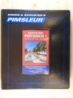 Portuguese (Brazilian) I: Learn to Speak and Understand Portuguese with Pimsleur
