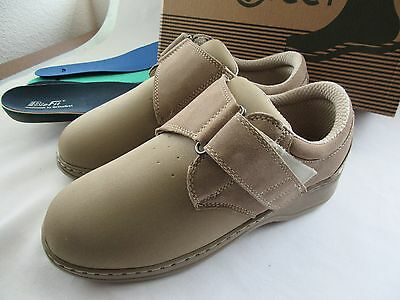 ORTHOFEET Neutral Tan Taupe Beige Shoes 824, Women's Size 8 2E