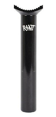 RANT PIVOTAL SEAT POST 150mm SHADOW SUBROSA CULT KINK SUNDAY HARO GT BLACK NEW
