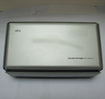 USED Fujitsu ScanSnap S1500 Fast Document Image Scanner Color Pass-Through 895