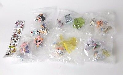 "DragonBall Z HG Imagination 10 complete SET 3.5"" Figure 6PCS Bandai Japan A416"