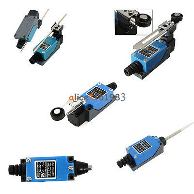 Micro Position Limit Enclosed Switch ME 8108 8104 9101 8166 8107 8111 8112 8122