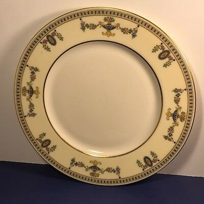 Vintage Lenox Marshall Field Company Chicago China 1830 T2A Main Dinner Plate Us