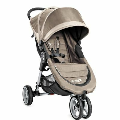 Baby Jogger City Mini 3W Single, Sand / Stone - 1959183