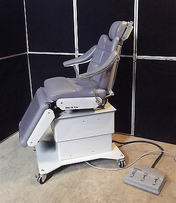 Dexta 80/610xyz Oral Surgery/Dermatoligis/Tattoo Electric Surgical Chair~S2775