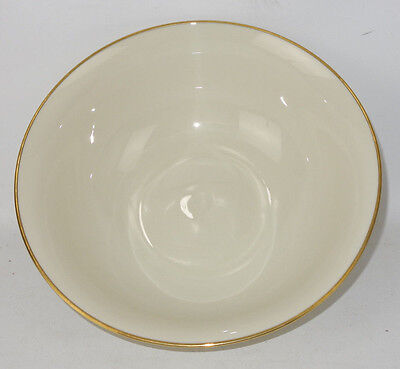 Lenox MANSFIELD Round Serving Bowl Presidential Collection