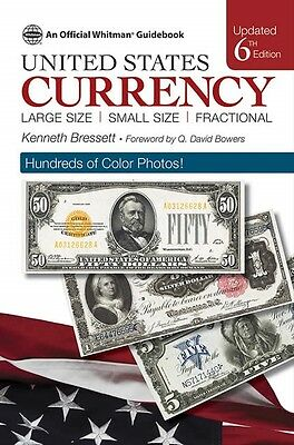 U.S. Currency Collector Price Guide w Large & Small Size Fractional Errors MORE