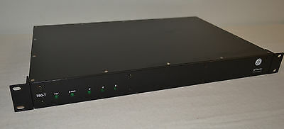 GE SECURITY B780GT-RST3 MM-RGB High Resolution Component Video Tx Rack 3-Fiber