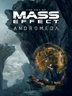 The Art of Mass Effect: Andromeda by Bioware (Hardback, 2017)
