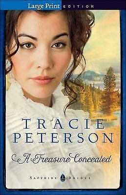 Sapphire Brides: A Treasure Concealed 1 by Tracie Peterson (2016, Paperback,...