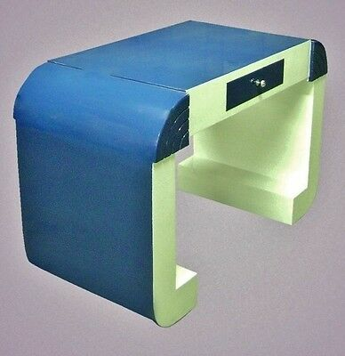 Fine Quality two toned typical Art Deco style desk