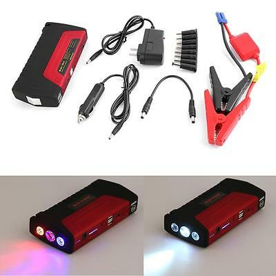 Auto Emergency Jump Start 50800mAh Power Supply Charger Booster Multifunction MT