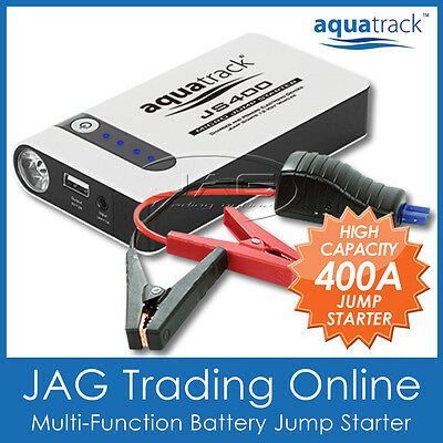 12V 400A BATTERY BOOSTER PACK MICRO JUMP STARTER 8000mAh POWER MINI JUMP START