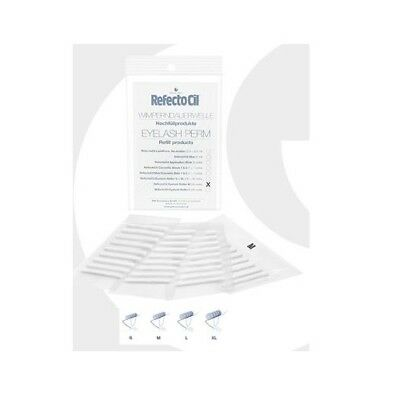 Refectocil Eyelashes Rolls S/XL 36 Pieces (Each 18 pieces) Perm Refill Roller