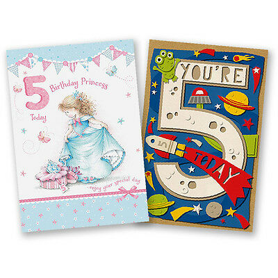 Age 2 Today Happy 2nd Birthday Card Granddaughter Grandson Son