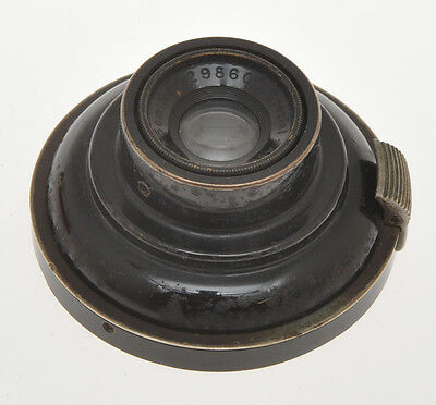 Carl Zeiss rare lens Spezial Anastigmat 5cm 50mm for Magniphot enlarger 1936