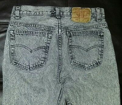 Levi's Vintage Made in the U.S.A. 501 jeans 31 x 32  Measure 30 x 31