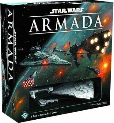 Star Wars: Armada Tabletop Miniatures Game by Fantasy Flight Games 9781616619930