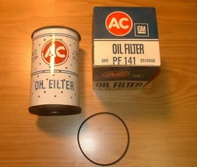 62 63 64 65 66 67 Corvette 327 427 NOS New AC GM PF141 PF-141 Oil Filter 5574540