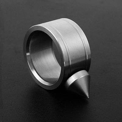 EDC Self Defence Stainless Steel Ring Finger Defense Ring Tool Survival  Tool