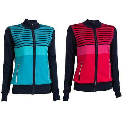 Backtee Ladies Windbreaker Golf Top
