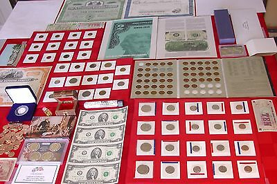 Wonderful #2  ~ Us Coin Collection ~ Gold ~ Silver ~Mint ~ More ~ Estate Sale!