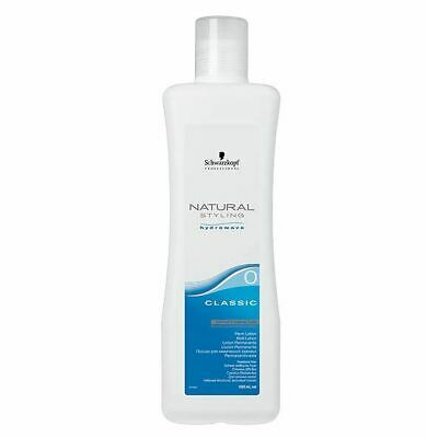 Schwarzkopf Natural Styling Well-Lotion Classic 0 1000 ML