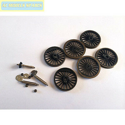 X9544 Hornby Live Steam Spare Wheel Set for Flying Scotsman
