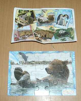 1 Kinder Puzzle Ours