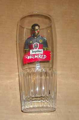 1 VERRE JUPILER ALL IN RED 2016 25cl  LUKAKU