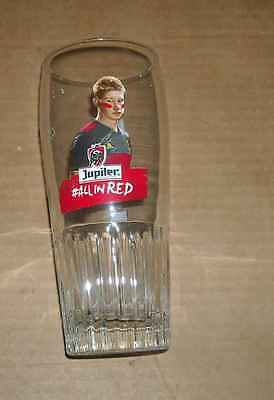1 VERRE JUPILER ALL IN RED 2016 25cl  KEVIN DE BRUYNE