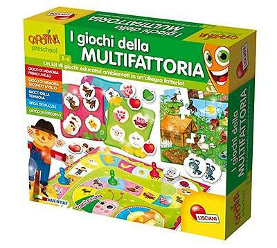 Carotina Super Primi Giochi Educativi